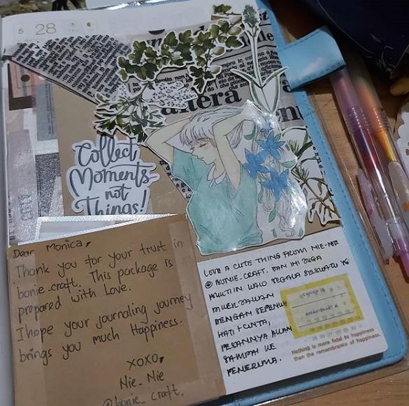 Journaling Untuk Melepaskan Energi Negatiff