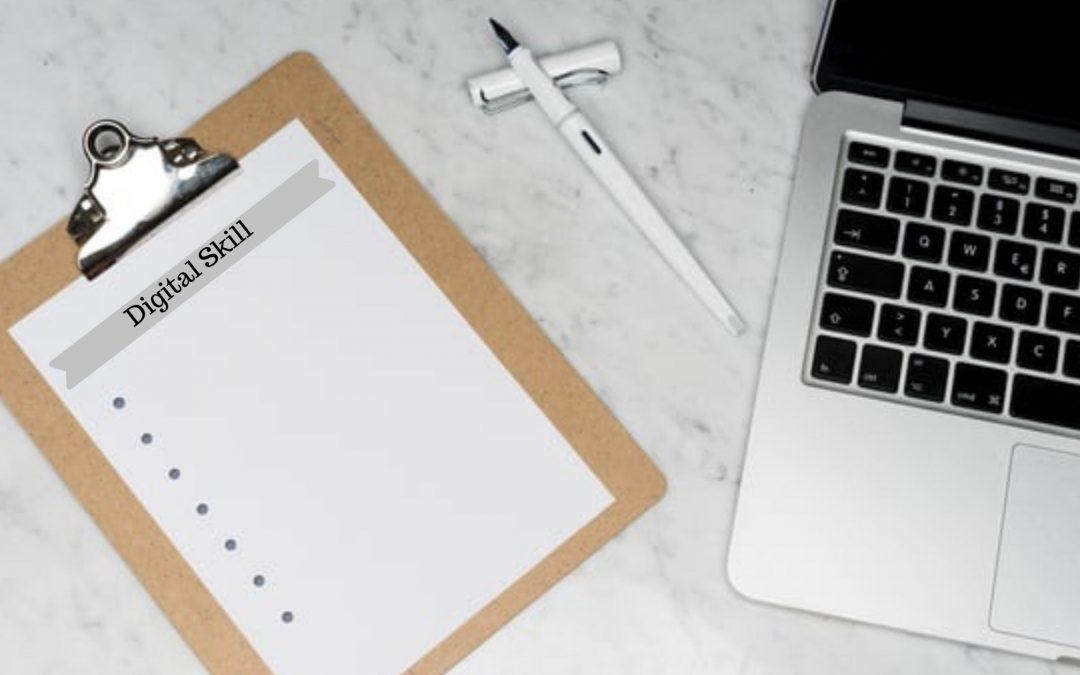 Keahlian Digital Blogger